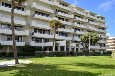 Boca Raton Condo For Sale: 3051 S Ocean Boulevard #6080