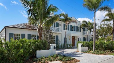 Gulf Stream, Ocean Ridge Single Family Home For Sale: 3180 Polo Drive