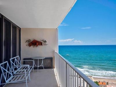 Condo For Sale: 3590 S Ocean Boulevard #908
