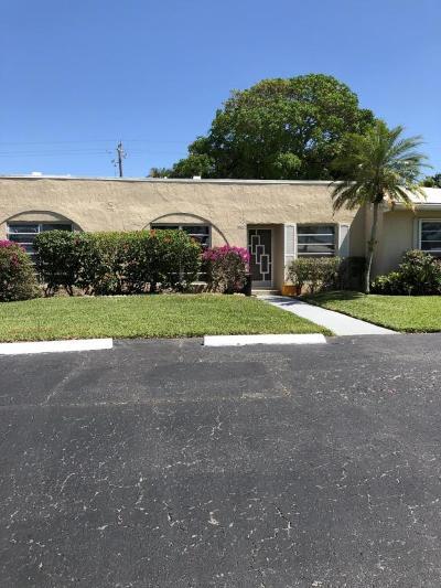 Boca Raton Condo For Sale: 8565 Bella Vista Drive