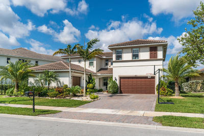 Parkland Single Family Home For Sale: 8035 NW 117th Way