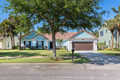 Delray Beach Single Family Home For Sale: 4041 Satin Leaf Court