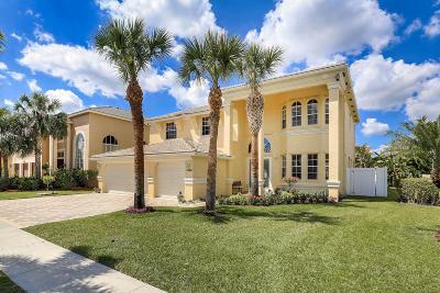 Royal Palm Beach Single Family Home Contingent: 2304 Ridgewood Circle
