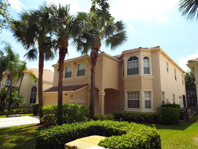 Lake Worth Single Family Home For Sale: 7608 Great Oak Drive