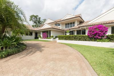 Palm Beach County Single Family Home For Sale: 11795 Maidstone Drive