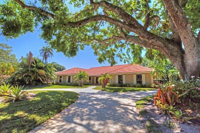 Stuart Single Family Home For Sale: 5290 SE Burning Tree Circle