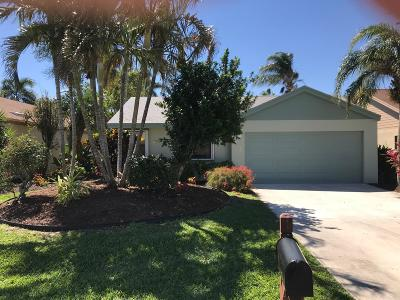 Delray Beach Single Family Home For Sale: 2530 NW 13th Street