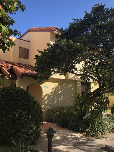 Boca Raton Rental For Rent: 5747 Fox Hollow Drive #G