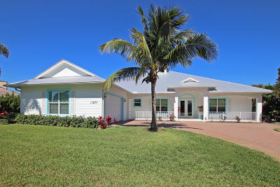 Tequesta Single Family Home For Sale: 17277 SE Galway Court