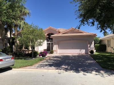 Boynton Beach FL Single Family Home For Sale: $354,900