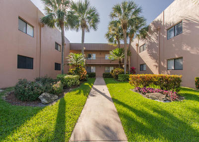 Delray Beach Condo For Sale: 15054 Ashland C Way #92