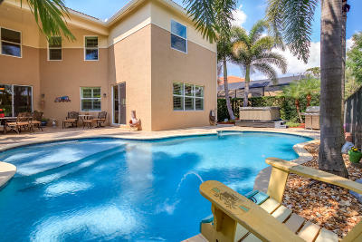 Boynton Beach FL Single Family Home For Sale: $615,000