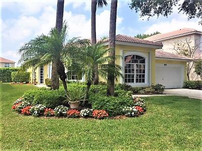 Broward County, Palm Beach County Single Family Home For Sale: 7803 NW 60th Lane