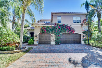 Boynton Beach FL Single Family Home For Sale: $629,000