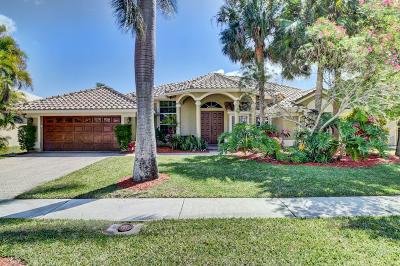 Boca Raton Single Family Home For Sale: 20046 Ocean Key Drive