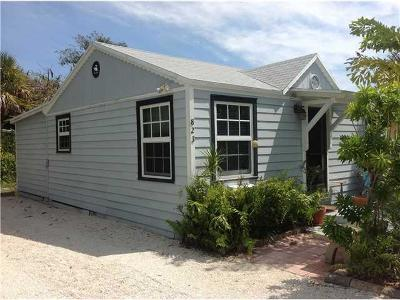 Delray Beach Single Family Home For Sale: 823 Lake Avenue
