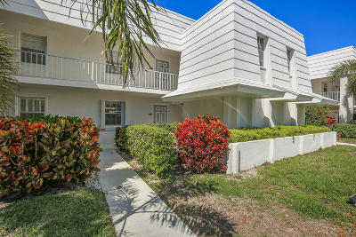 Singer Island Condo For Sale: 1251 Sugar Sands Boulevard #123