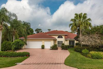 Palm City Single Family Home For Sale: 4881 SW Parkgate Boulevard