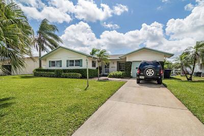 Palm Beach Gardens Single Family Home Contingent: 3632 Cypress Street