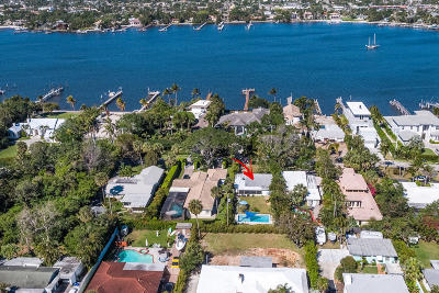 Lantana Single Family Home For Sale: 406 S Atlantic Drive