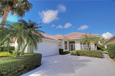 Hobe Sound Single Family Home For Sale: 7904 SE Double Tree Drive
