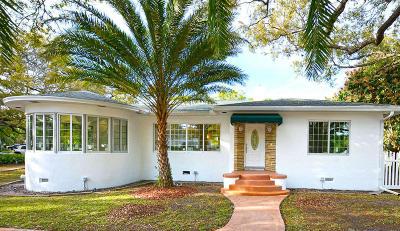 Vero Beach Single Family Home For Sale: 2336 Twentieth Street