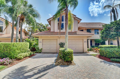 Boca Raton Condo For Sale: 2530 Coco Plum Boulevard #1002