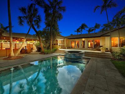 Lake Worth Single Family Home For Sale: 819 Lakeside Drive
