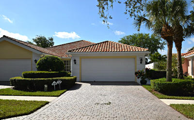 Stuart Single Family Home Contingent: 978 SW Balmoral Trace