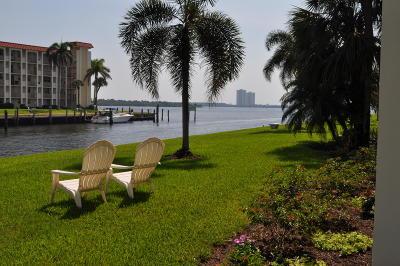 North Palm Beach Condo For Sale: 111 Shore Court #302-C