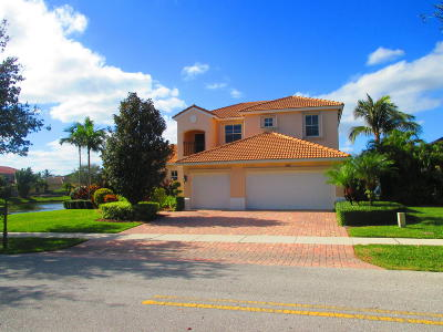 Tequesta Single Family Home For Sale: 134 Magnolia Way