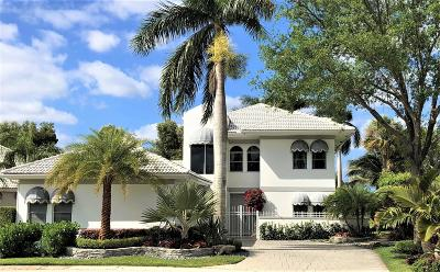 West Palm Beach Single Family Home For Sale: 9629 Spray Drive