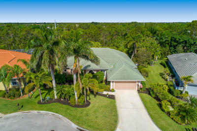 Hobe Sound Single Family Home For Sale: 4847 SE Longleaf Place