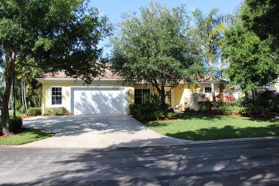 Palm City Single Family Home For Sale: 2398 SW Oak Ridge Road