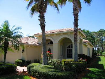 Port Saint Lucie Rental For Rent: 8943 Champions Way