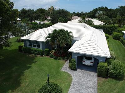 Boynton Beach Single Family Home For Sale: 4896 S Lake Drive