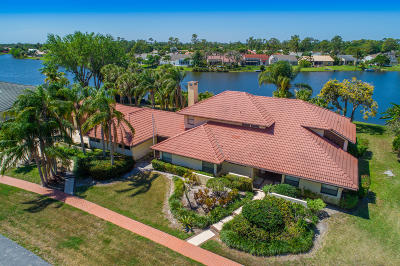 North Palm Beach, Jupiter, Palm Beach Gardens, Port Saint Lucie, Stuart, West Palm Beach, Juno Beach, Lake Park, Tequesta, Royal Palm Beach, Wellington, Loxahatchee, Hobe Sound, Boynton Beach Single Family Home Sold: 12698 Headwater Circle