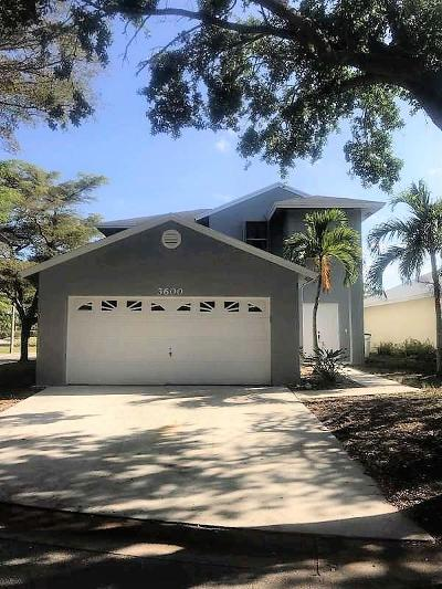 Coconut Creek Single Family Home For Sale: 3600 NW 23rd Place