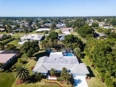 Port Saint Lucie Single Family Home Contingent: 1757 SE Dominic Avenue
