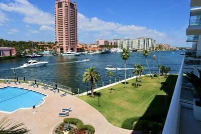 Boca Raton Condo For Sale: 701 E Camino Real #5f