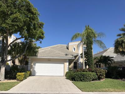 Boca Raton Single Family Home For Sale: 23420 Butterfly Palm Ct