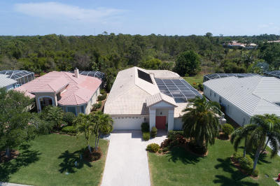 Port Saint Lucie Single Family Home For Sale: 2223 SE Stonehaven Road