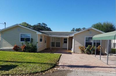 Okeechobee Single Family Home For Sale: 1044 SW 4th Street