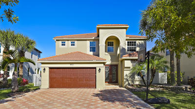 Wellington Single Family Home Contingent: 9816 Stover Way