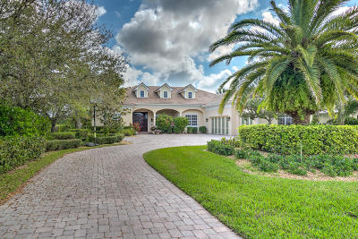 Vero Beach Single Family Home For Sale: 1048 E Polo Grounds Drive