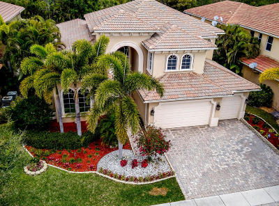 West Palm Beach Single Family Home For Sale: 658 Edgebrook Lane