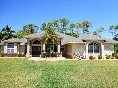 Loxahatchee Single Family Home For Sale: 15707 Tangerine Boulevard