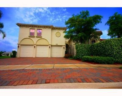 Wellington Single Family Home For Sale: 2229 Widener Terrace