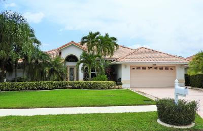 Port Saint Lucie, Saint Lucie West Single Family Home For Sale: 1266 SW Briarwood Drive