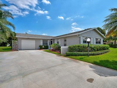 Greenacres FL Single Family Home Contingent: $218,000
